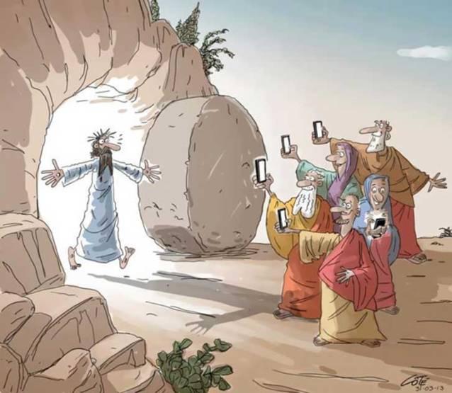 Discipulos con Smartphone
